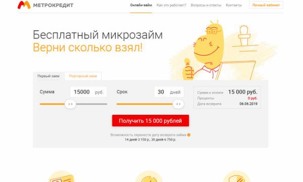 metro-credit